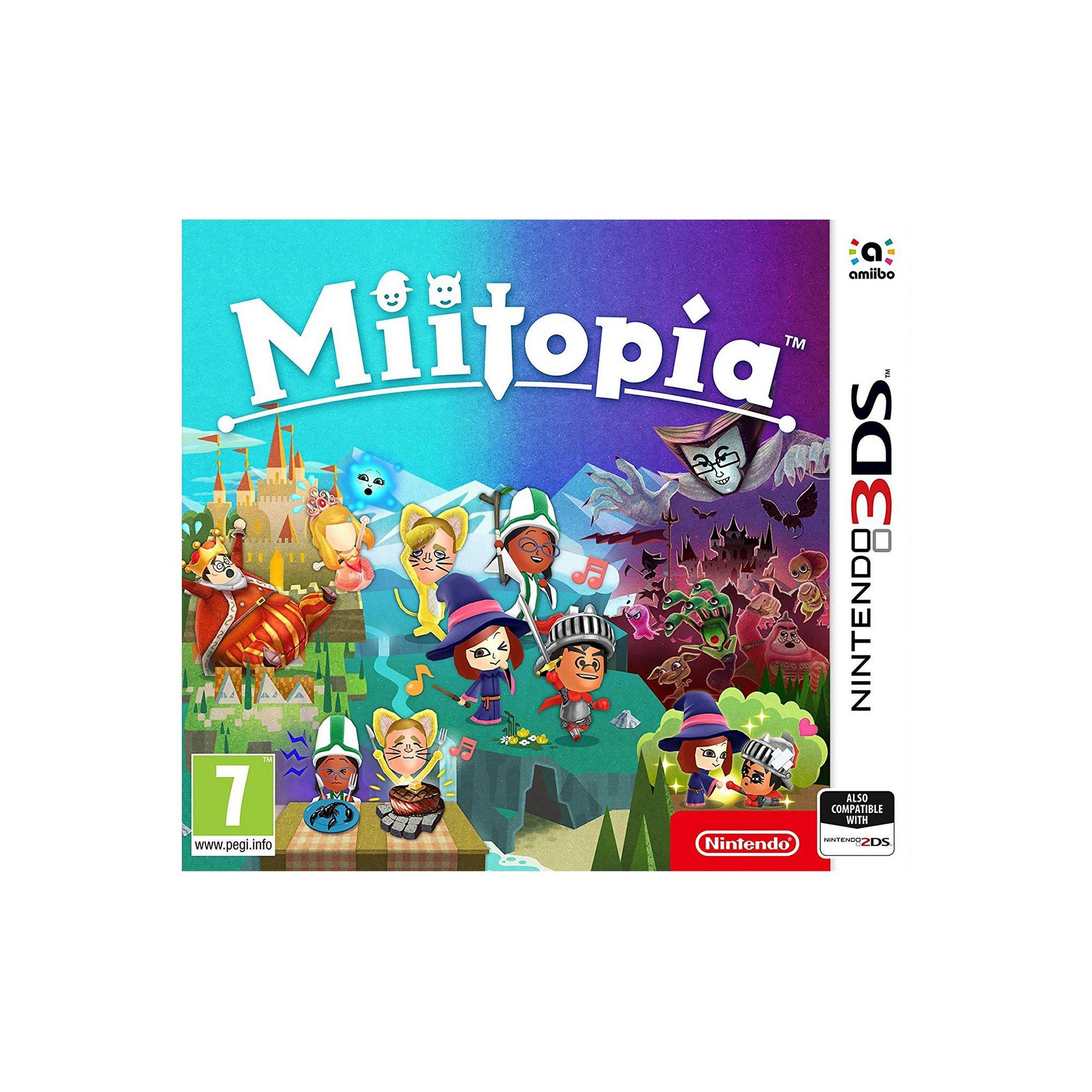 Image of 3DS: Miitopia