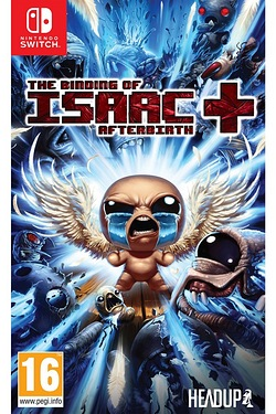 Switch: The Binding of Isaac: Afterbirth+