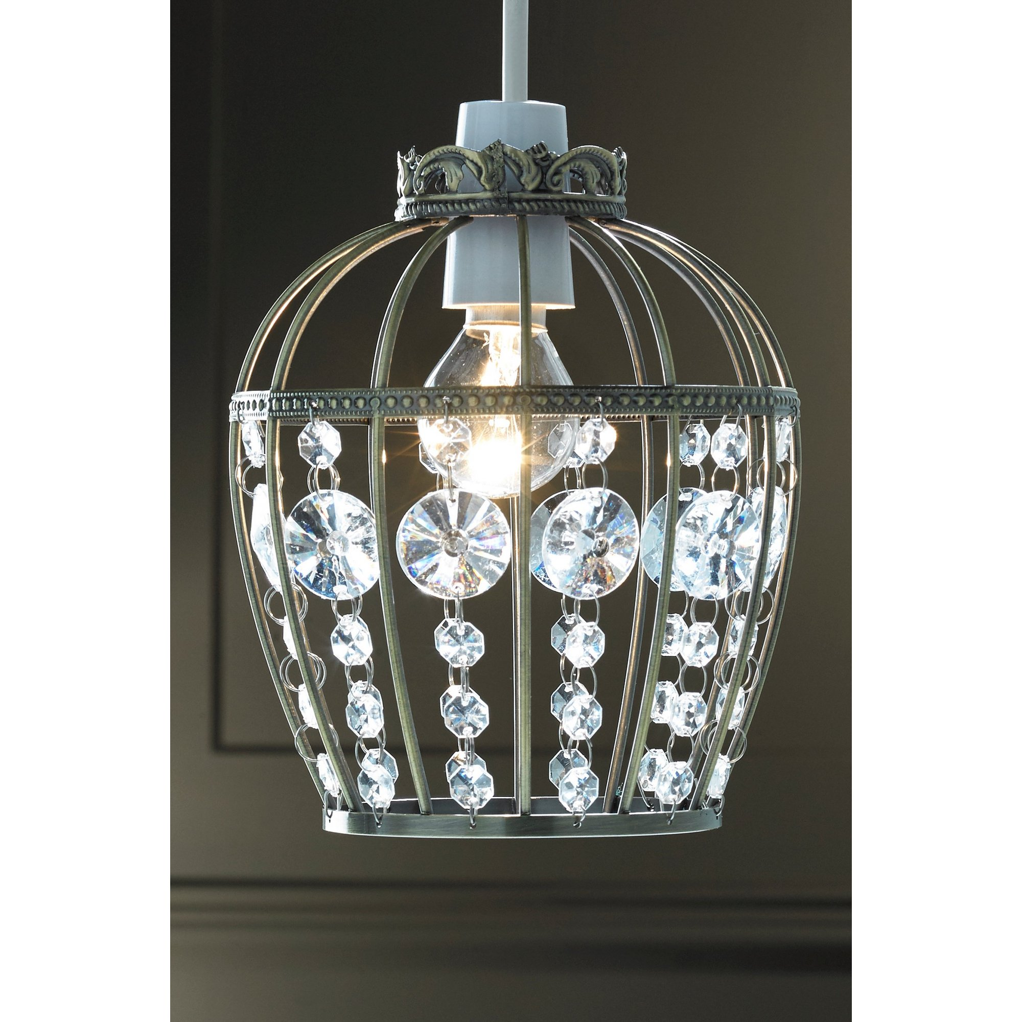 Image of Anston Easy Fit Pendant Light Shade
