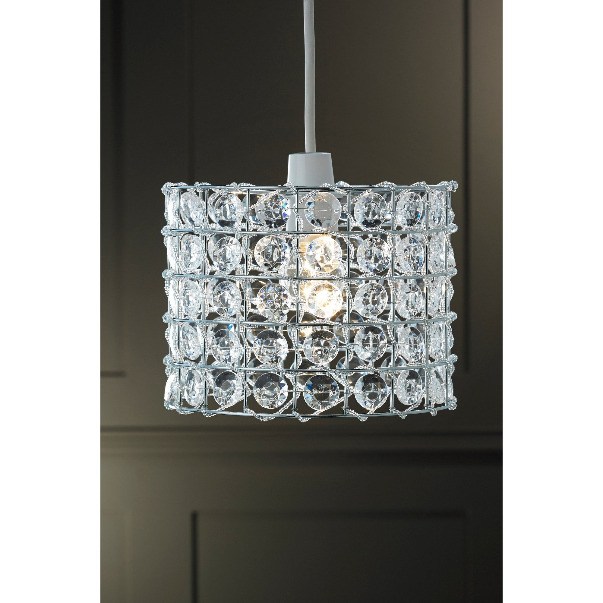 Image of Banbury Clear Easy Fit Pendant