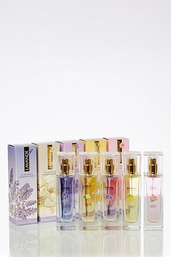 Charrier Parfums Of Provence 5 Piece EDT Gift Set