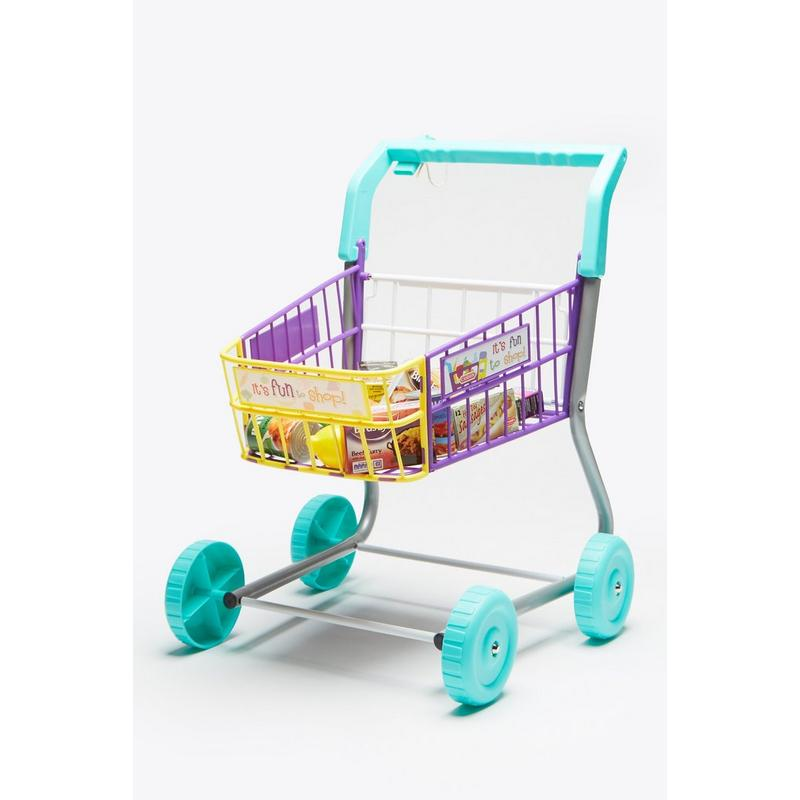 Image of Casdon Shopping Trolley