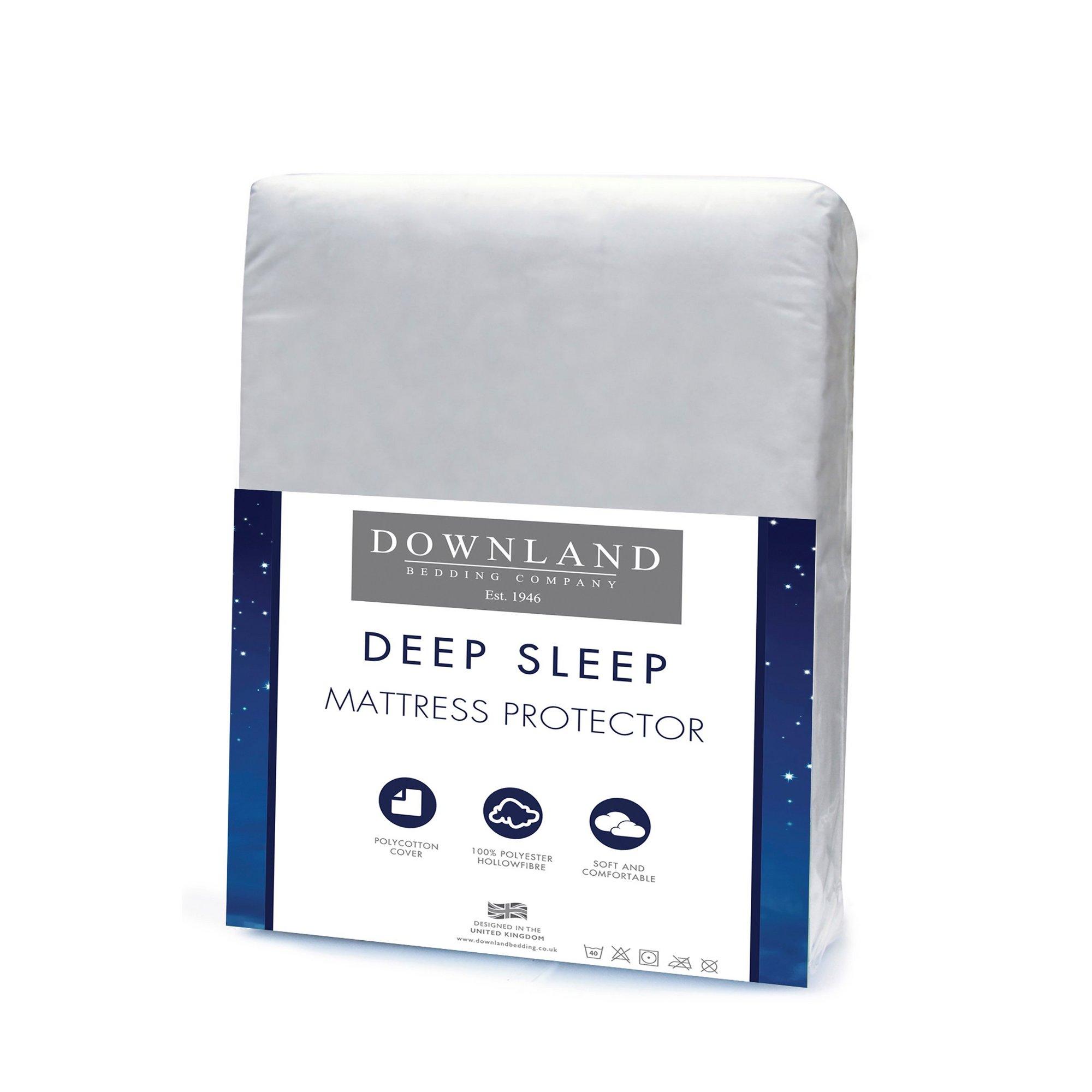 Image of Downland Deep Sleep Mattress Protector