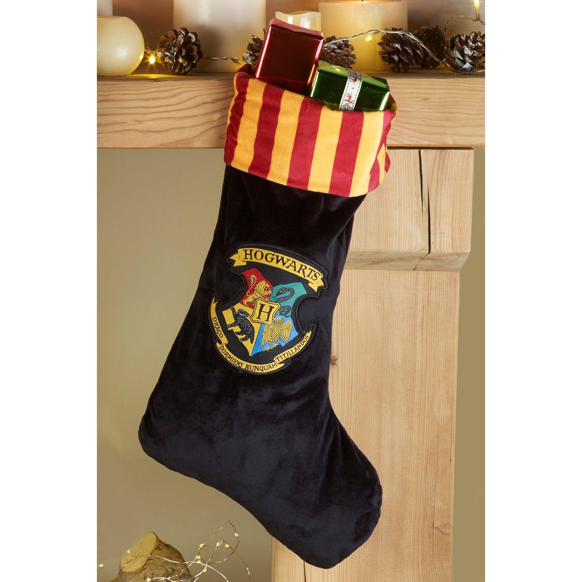 Image of Harry Potter Hogwarts Christmas Stocking