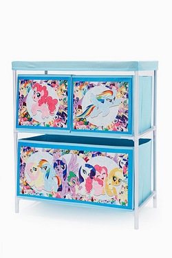 Storage Cabinet - My Little Pony