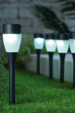 Pack Of 20 Solar Stake Lights