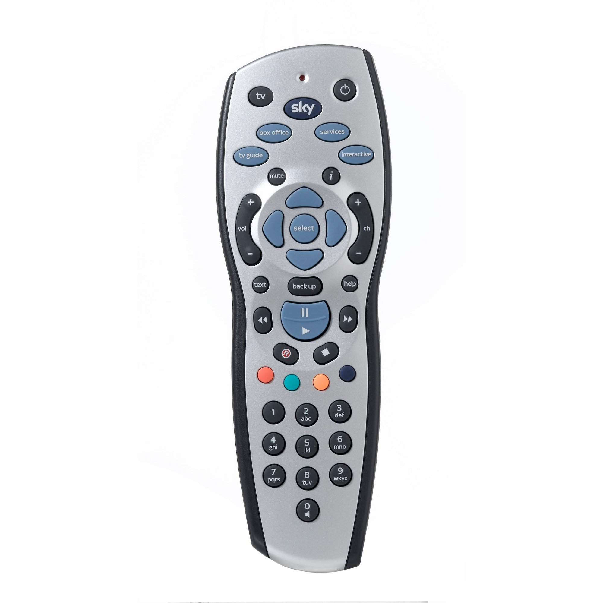 Image of SKY+ HD Remote Control