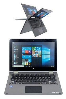 "Entity 11.6"" Windows 2-In-1 Tablet"