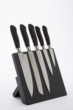 5-Piece Magnetic Knife Set