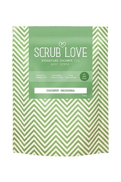 Scrub Love Coconut Body Scrub