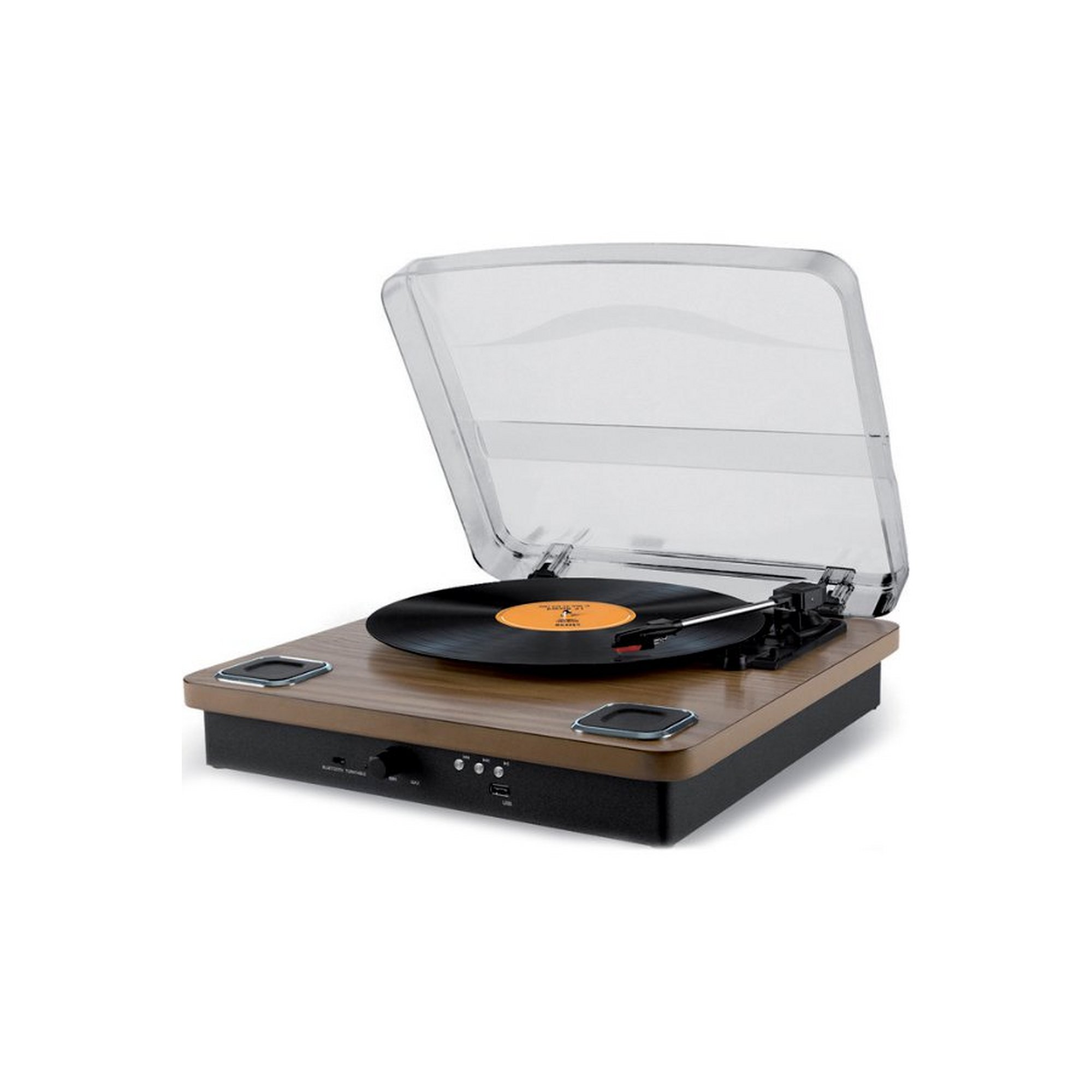 Image of Akai Classic 3 Speed Turntable