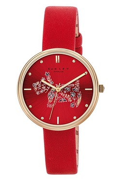 Radley Red Rosemary Gardens Watch