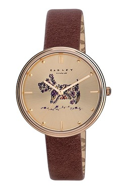 Radley Brown Rosemary Gardens Watch