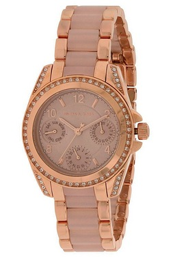 Michael Kors Ladies Mini Blair Watch