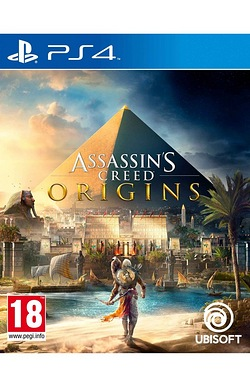 PS4: Assassins Creed Origins