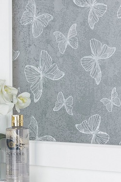 Self-Adhesive Butterfly Privacy Vinyl