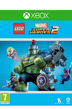 Xbox One: LEGO Marvel Super Heroes 2