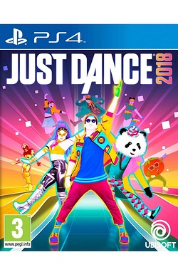 PS4: Just Dance 2018