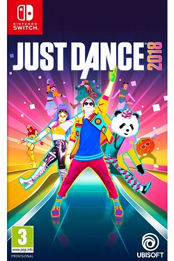 Nintendo Switch: Just Dance 2018