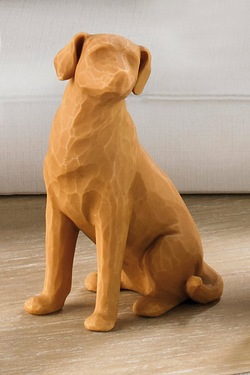 Willow Tree - Dog