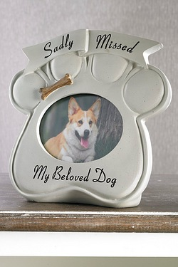 Picture Frame - Dog