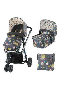 Cosatto Giggle 2 Pram and Pushchair - Hygge Houses