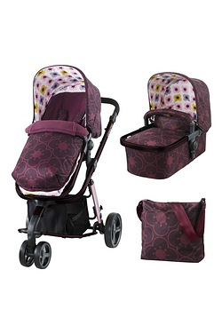 Cosatto Giggle 2 Pram and Pushchair - Posy