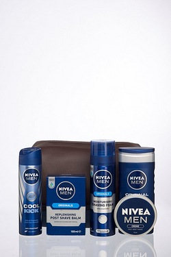 Nivea Men Prepared Gift Set