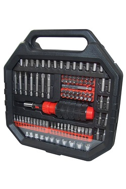 101 Piece Screwdriver and Bit Set