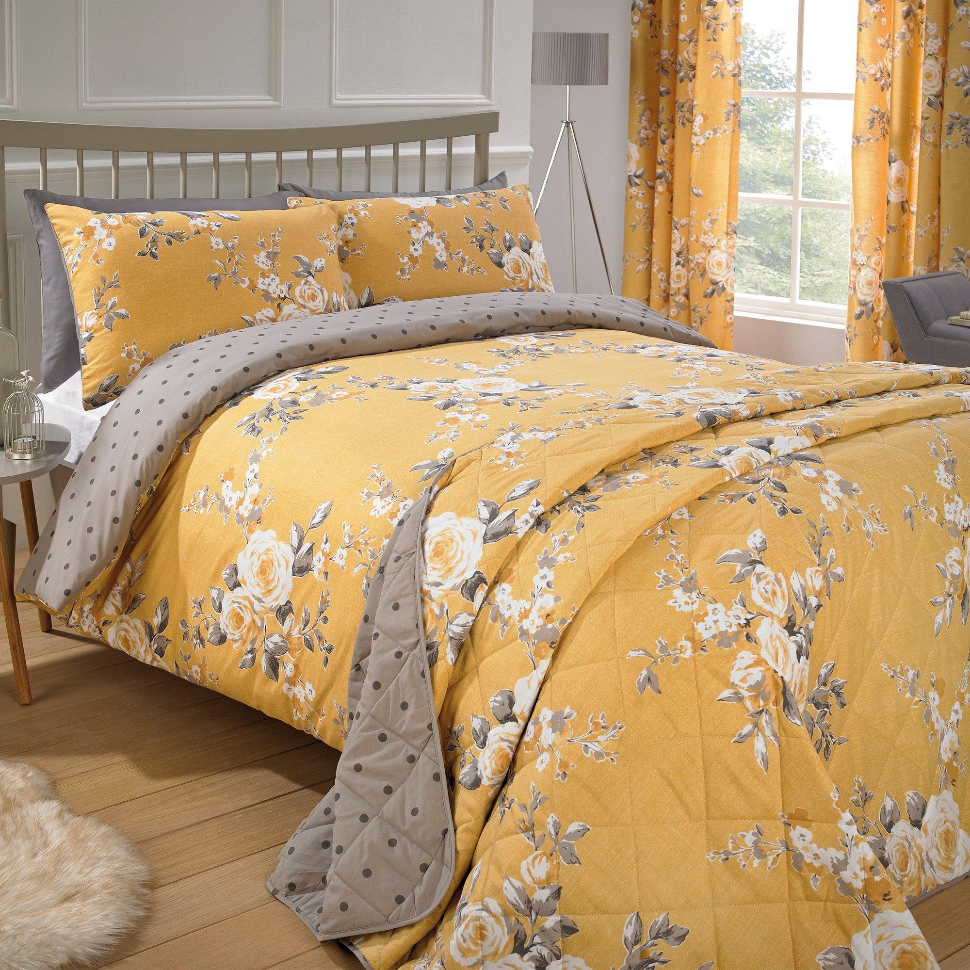 Image of Canterbury Reversible Bedspread