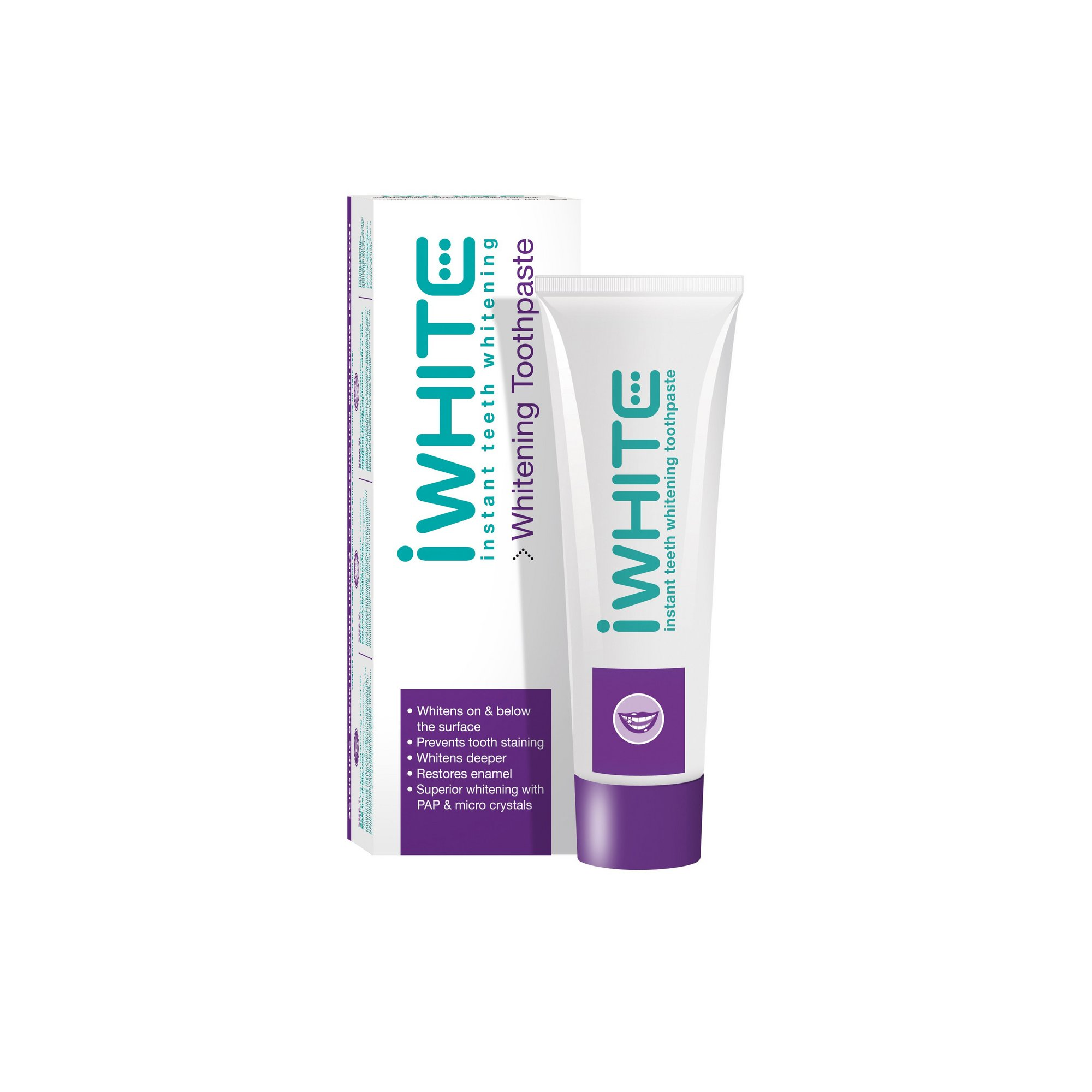 Image of iWhite Toothpaste Pack of 2