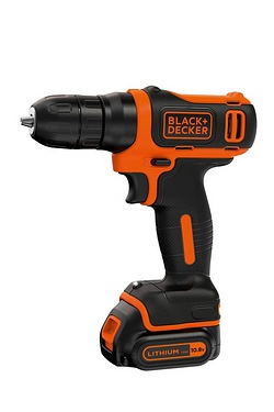 Black and Decker 10.8V Drill