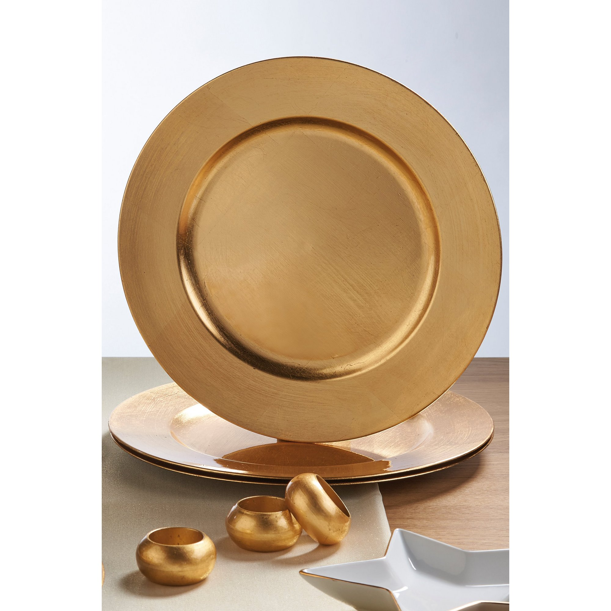 Image of 12-Piece Charger Plate Set