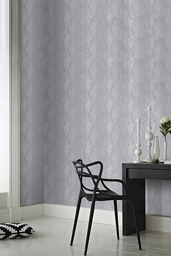 Vermeil Stripe Wallpaper