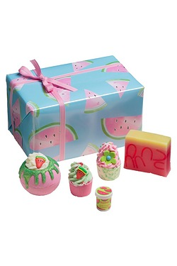 Bomb Cosmetics Thanks a Melon Gift Set