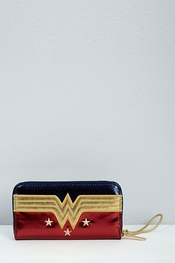Wonder Woman Shield Purse