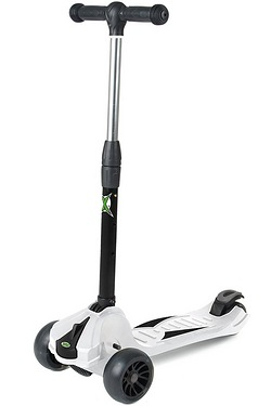 Xoo Led Wheel Tri Scooter