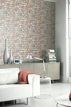 Rustic Brick Wallpaper