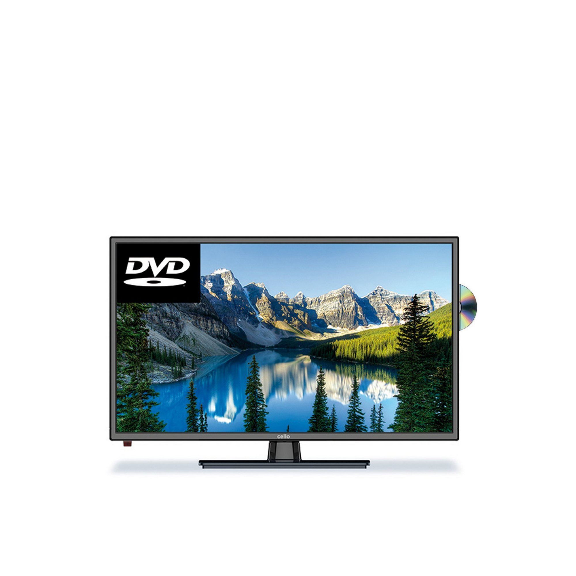 Image of Cello 24 Inch C24230F LED TV/DVD Combination