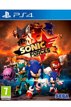 PS4: Sonic Forces