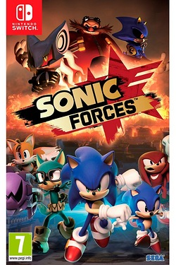 Nintendo Switch: Sonic Forces