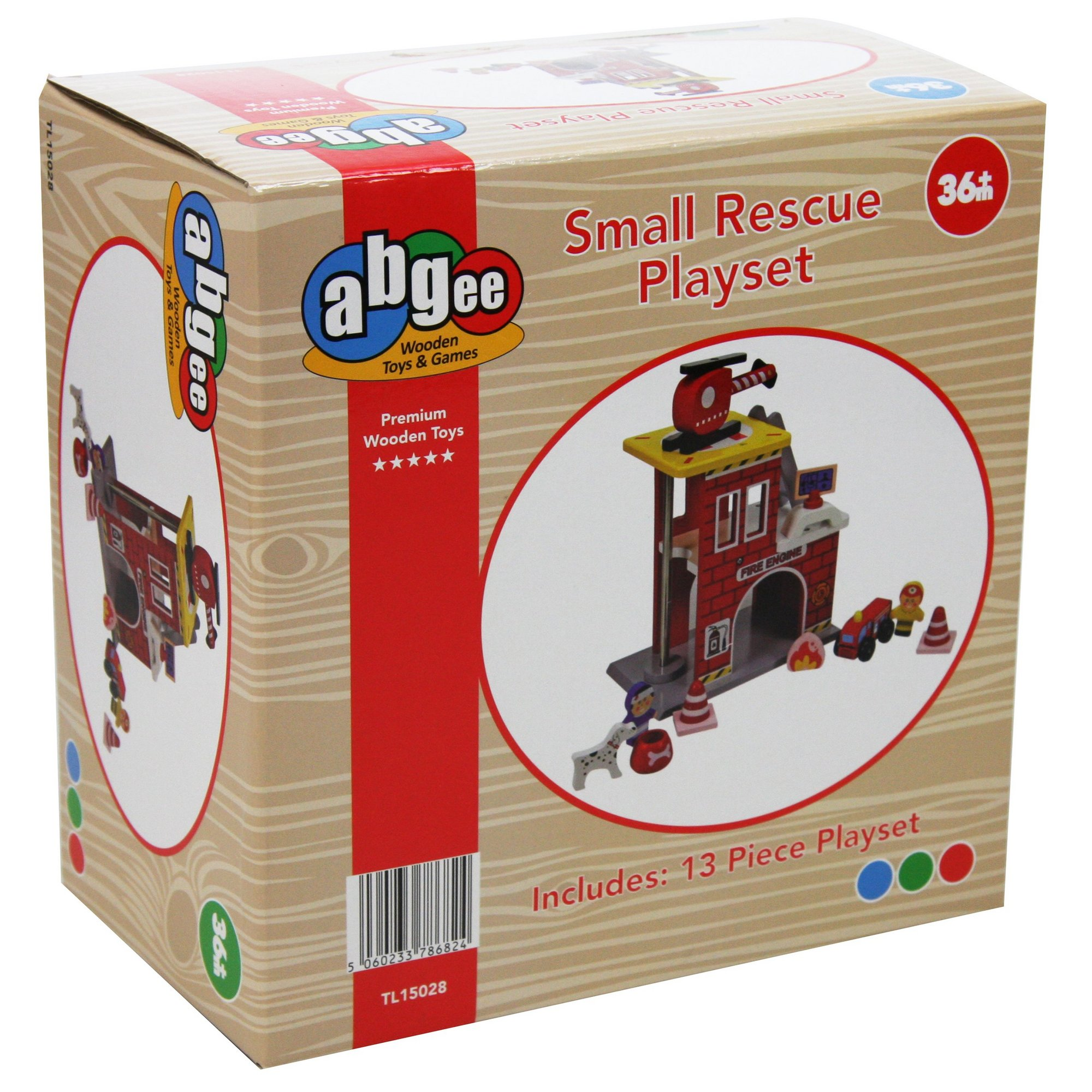 Image of Small Rescue Playset