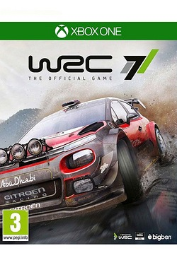 Xbox One: WRC 7 - The Official Game
