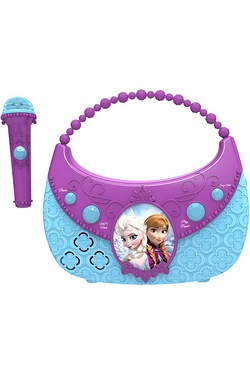 Frozen Cool Tines Light up Boombox