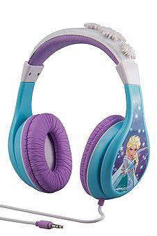 Lexibook Unicorn Foldable Stereo Headphones with Volume