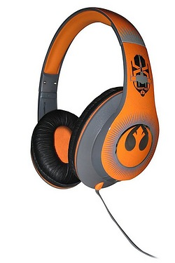 Star Wars Over the Ear Co Branc Headphones