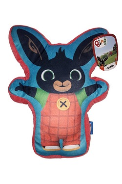 Bing Bunny Shaped Plush Cushion