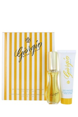 Giorgio Beverly Hills EDT and Body Lotion Gift Set