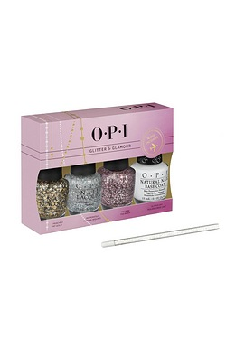 OPI Nail Set Glitter and Glamour Travel Set