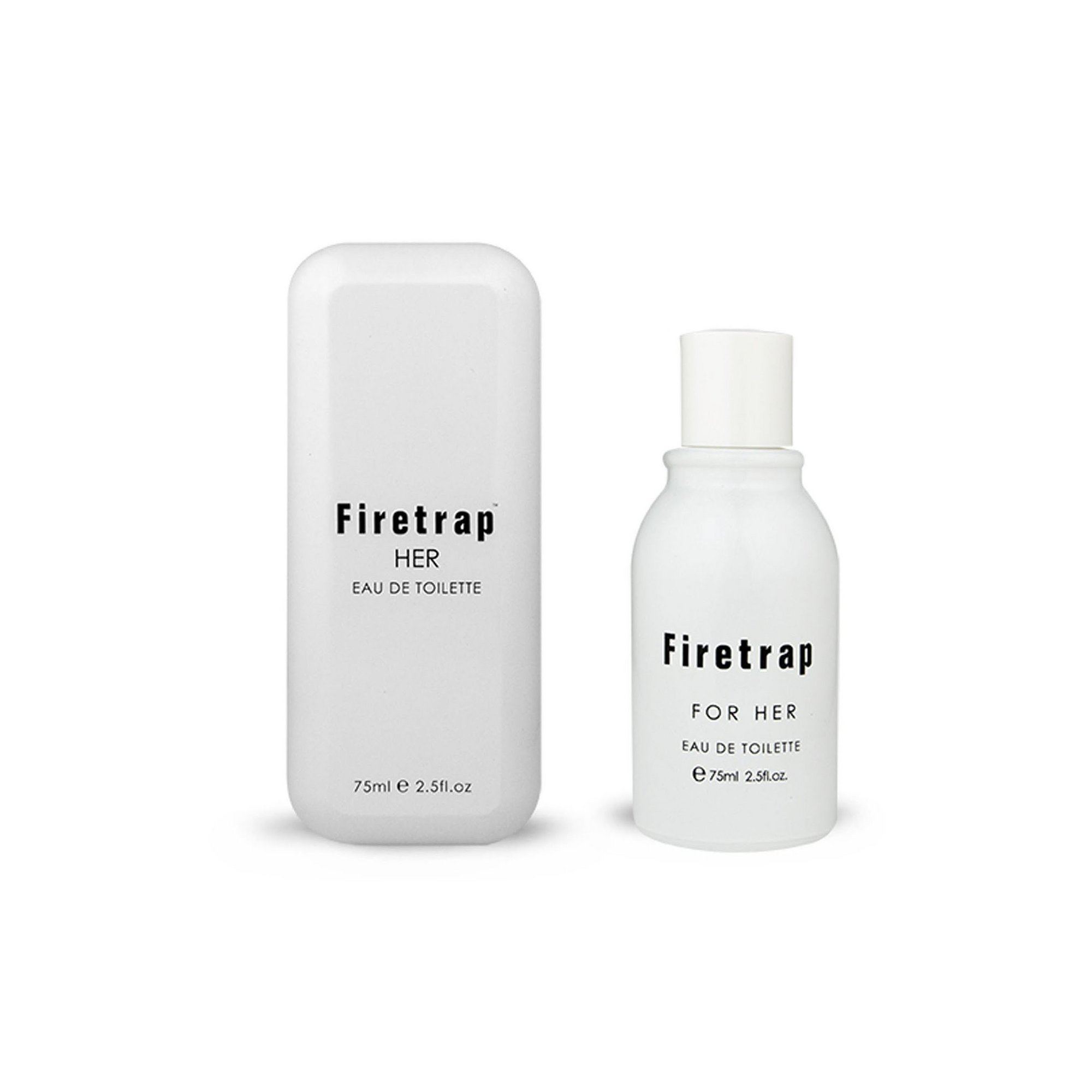 Image of Firetrap 75ml EDT Tin for Her